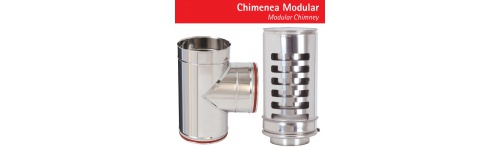 Double Wall AISI 316L - 304 Stainless Steel