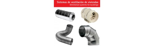 Ventilation systems for buildings