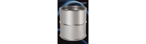 PracticShunt triple pared estanca inox AISI 304 - Al - Al